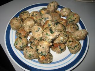 Greek Turkey Meatballs | Yummy Good Paleo | Pinterest