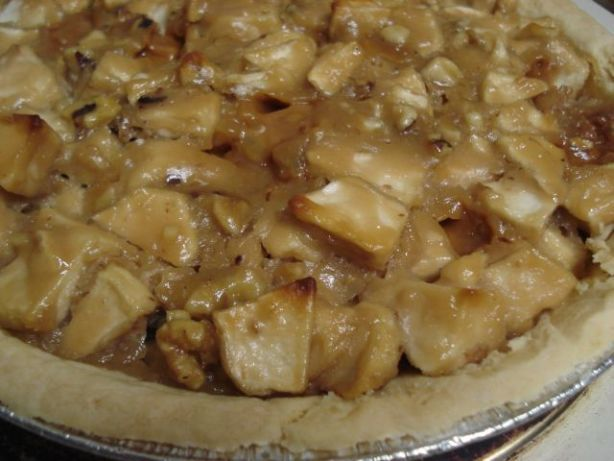 Caramel Apple Pie II | Sweets for my sweets | Pinterest