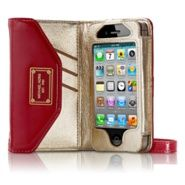 michael  Kors wallet clutch for iPhone-if I could attach keys to this, so set!