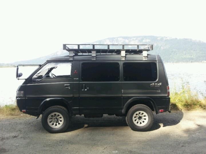 1991 Mitsubishi Delica Camper