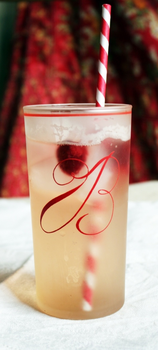 Sparkling Berry Drink | Drink Recipes: | Pinterest