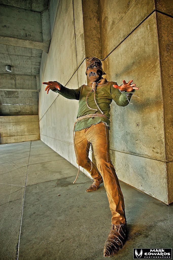 New 52 scarecrow | Cosplay wins! | Pinterest