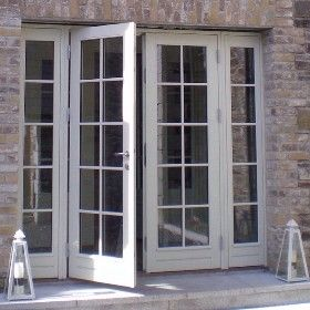 French doors for the kitchen kitchens pinterest for Outward opening french doors