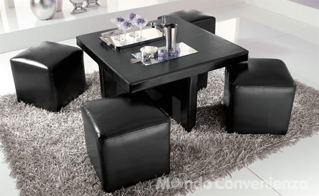 Cubo - Divani e tavolini - Complementi - Mondo Convenienza