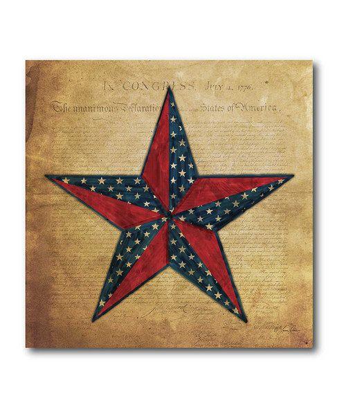 flags stars