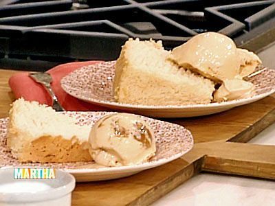 Brown-Sugar Angel Food Cake Recipe | Cooking | How To | Martha Stewart ...