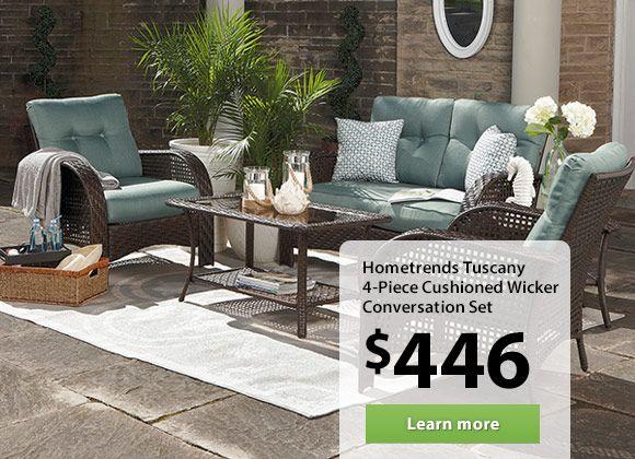 Patio Furniture At Walmart Canada