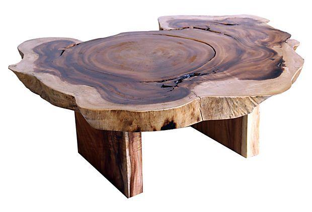Nora Acacia Coffee Table on OneKingsLane.com