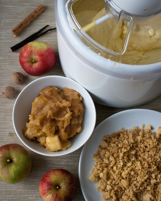 Apple Sorbet With Ginger Recipe — Dishmaps
