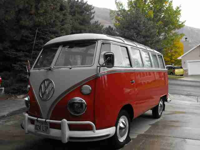 1963 vw bus vw wagon pinterest for 1963 vw 23 window bus for sale