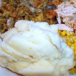 Swanson(R) Ultra Creamy Mashed Potatoes Allrecipes.com - super easy!