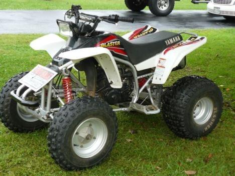 1999 yamaha blaster quads pinterest