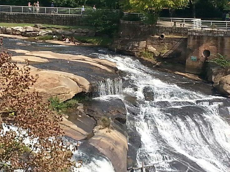 Falls park greenville sc favorite places amp spaces pinterest