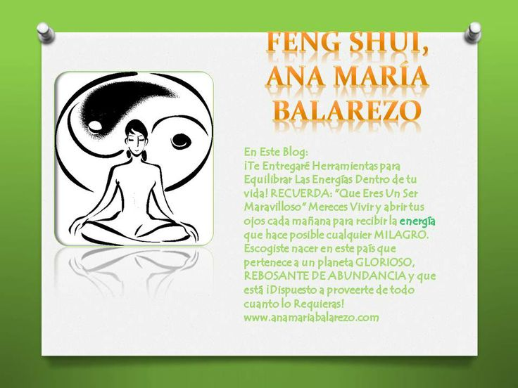 Feng shui limpiar malas energias share the knownledge - Como limpiar las malas energias ...