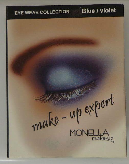 Serie Marcas Desconhecidas: MONELLA MAKE UP Esta marca de cosméticos italiana, MONELLA MAKE UP, é uma marca muito barata e com produtos lega...