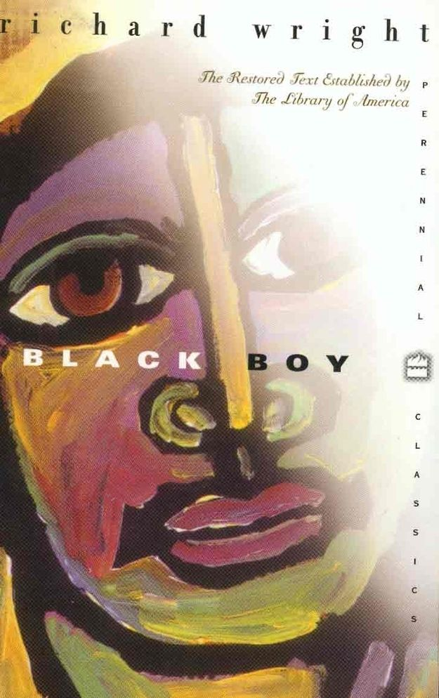 richard wright s autobiography black boy In black boy (1945) richard wright reports that he published his first story the voodoo  wright turned to autobiography black boy,  richard, richard wright:.