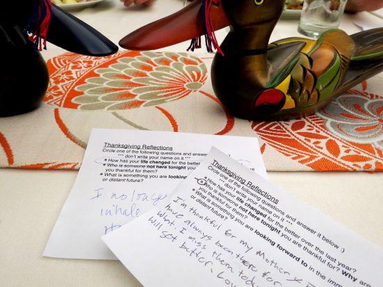 Thanksgiving Dinner Table Game Idea Blog Posts Pinterest