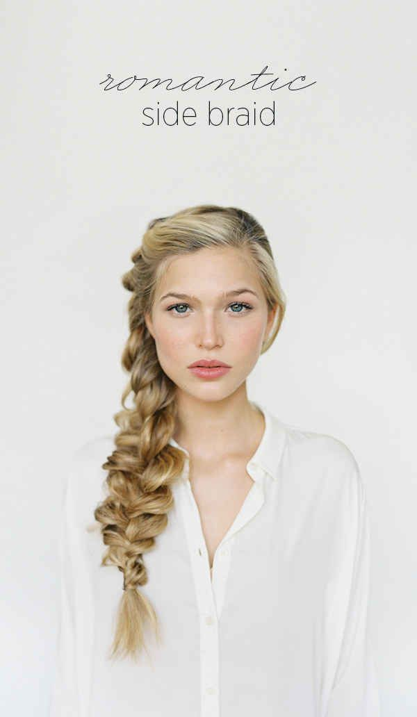 ... Braid | 31 Gorgeous Wedding Hairstyles You Can Actually Do Yourself