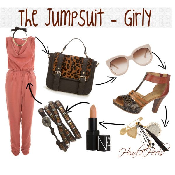 """The jumpsuit - Girly"" by head2heels on Polyvore"