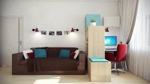 Как совместить гостиную и спальню в одной комнате дизайн