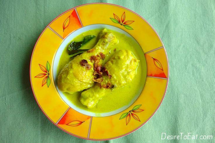 Coconut milk chicken | FOOD PORN ~ Poultry | Pinterest