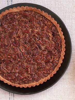Maple Pecan Tart---let's cross our fingers that it is as good as it ...