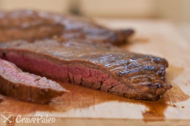 Marinated-flank-steak