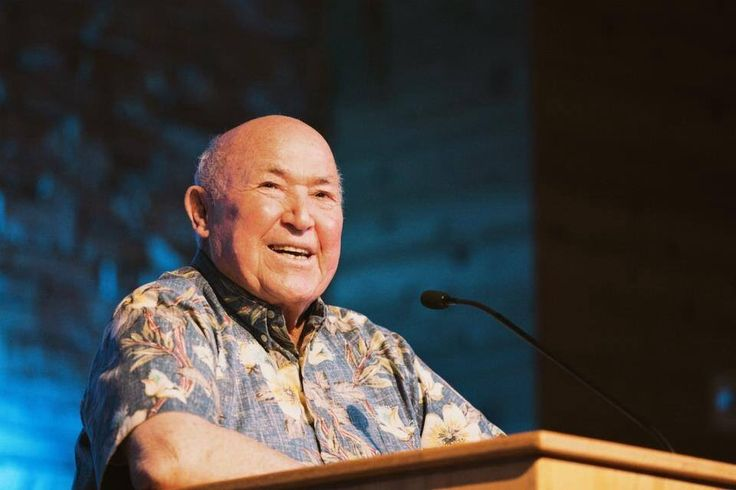 "Pastor ""Papa"" Chuck Smith- Calvary Chapel. Went Home to be with The"
