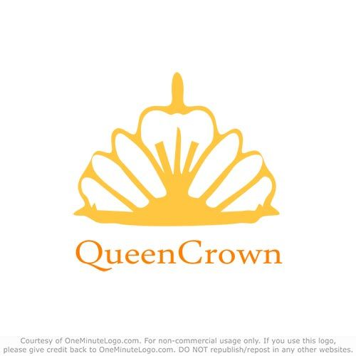 queen logo design - photo #24