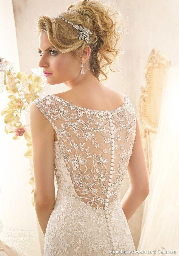 Mori Lee By Madeline Gardner Wedding Dresses Spring 2014