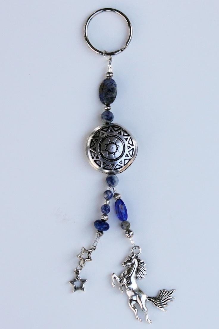 beaded keychain jewelry designs by