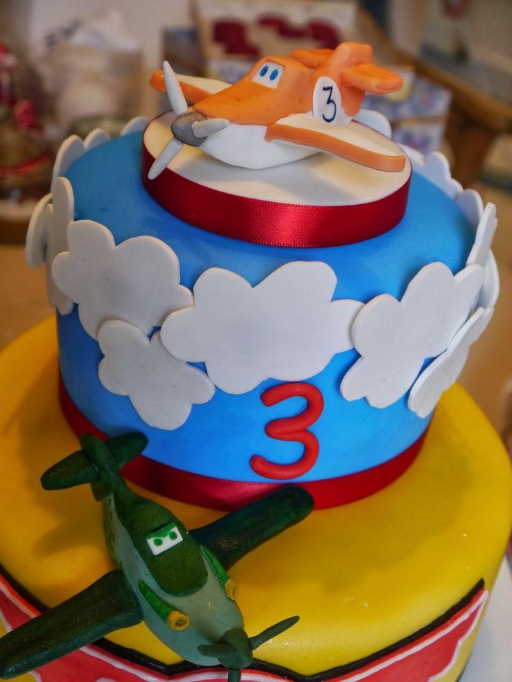 disney planes cake ideas - photo #17