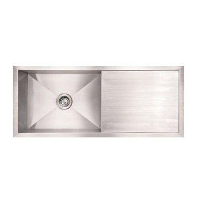 Kitchen Sinks Sydney : Whitehaus Noah Collection Single Bowl Reversible Undermount Sink