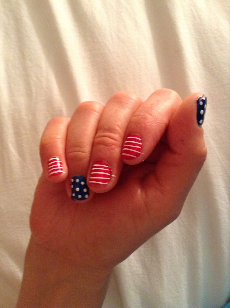 very easy 4th of july crafts