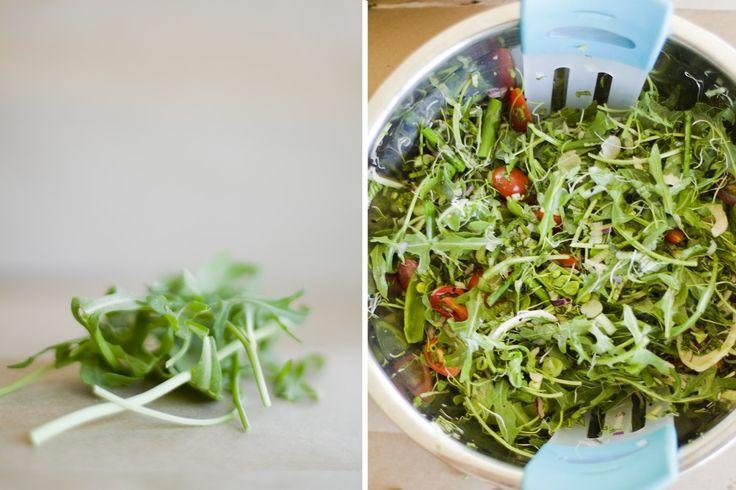 Spring Panzanella | Foodie | Pinterest