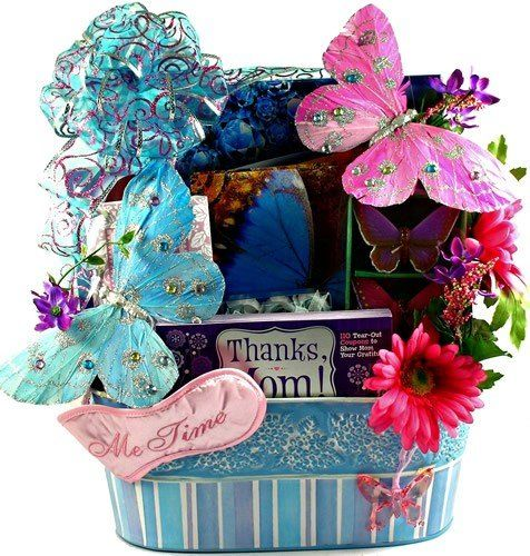 Pinterest Mothers Day Gift Basket Ideas