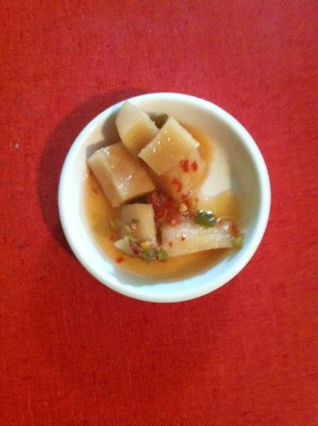 Kkakdugi: Daikon Kimchi Recipe | Fermented foods | Pinterest