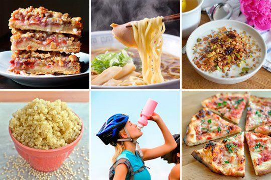 ... to Make Great Granola, 15 Recipes with Peaches & Pesto Chicken Ta