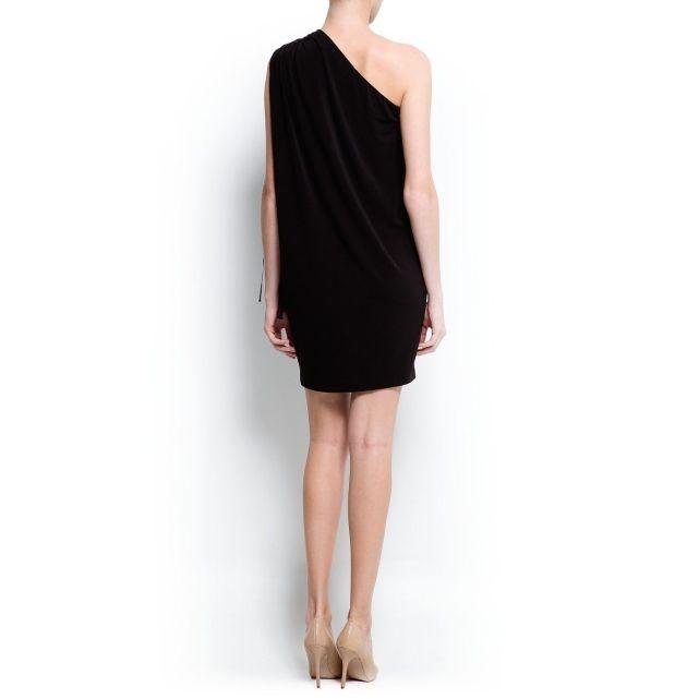 robe asym trique franges mango dresses pinterest. Black Bedroom Furniture Sets. Home Design Ideas