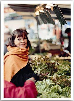 Ina Garten's Guide to Paris
