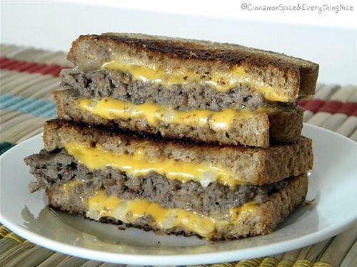 Cheeseburger Round Two Recipes — Dishmaps