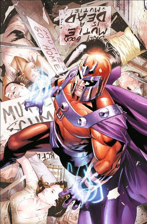 Magneto Mayhem