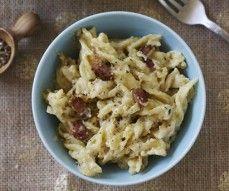 Carbonara Mac and Cheese « 30 Days 30 Ways with Macaroni & Cheese ...