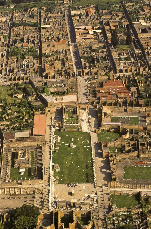 Fotos de la antigua ciudad de pompeya 41