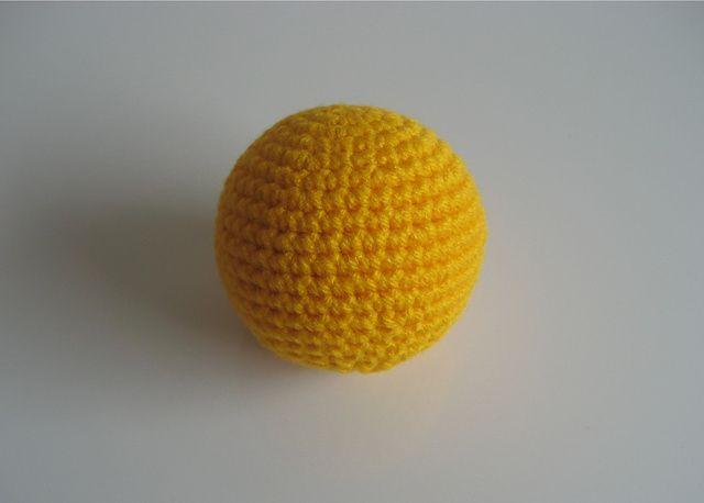 Amigurumi Ideal Sphere : Perfect Crochet Sphere Amigurumi Pinterest