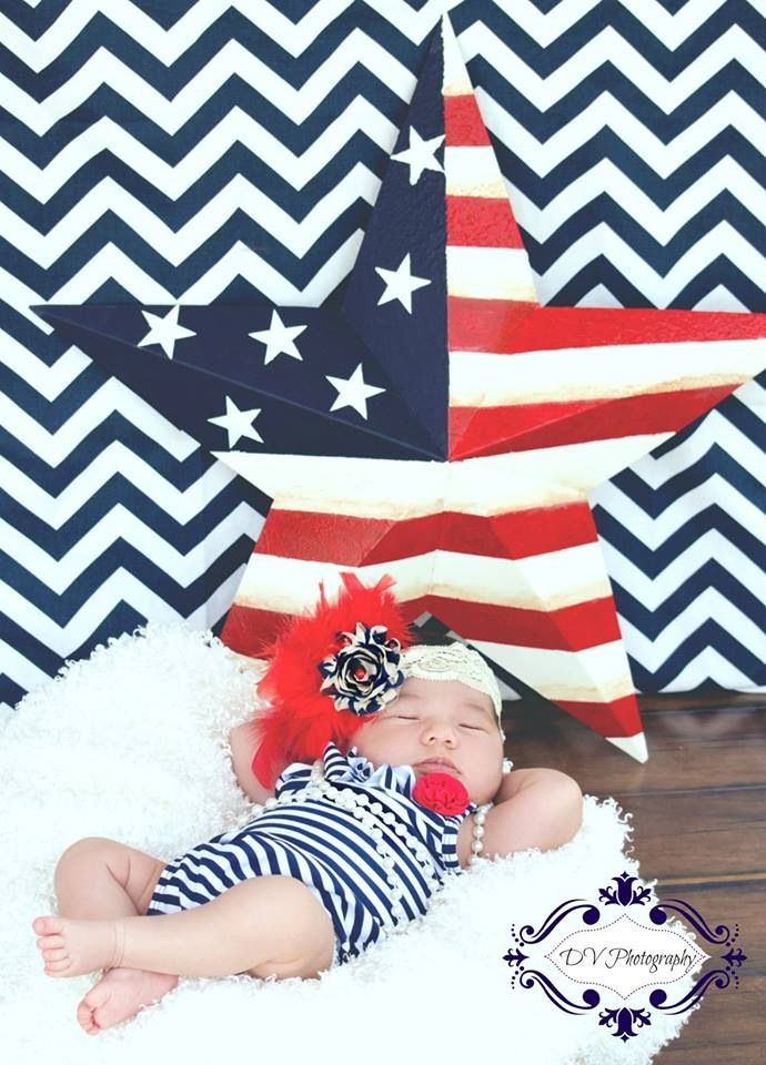 4th of july baby activities