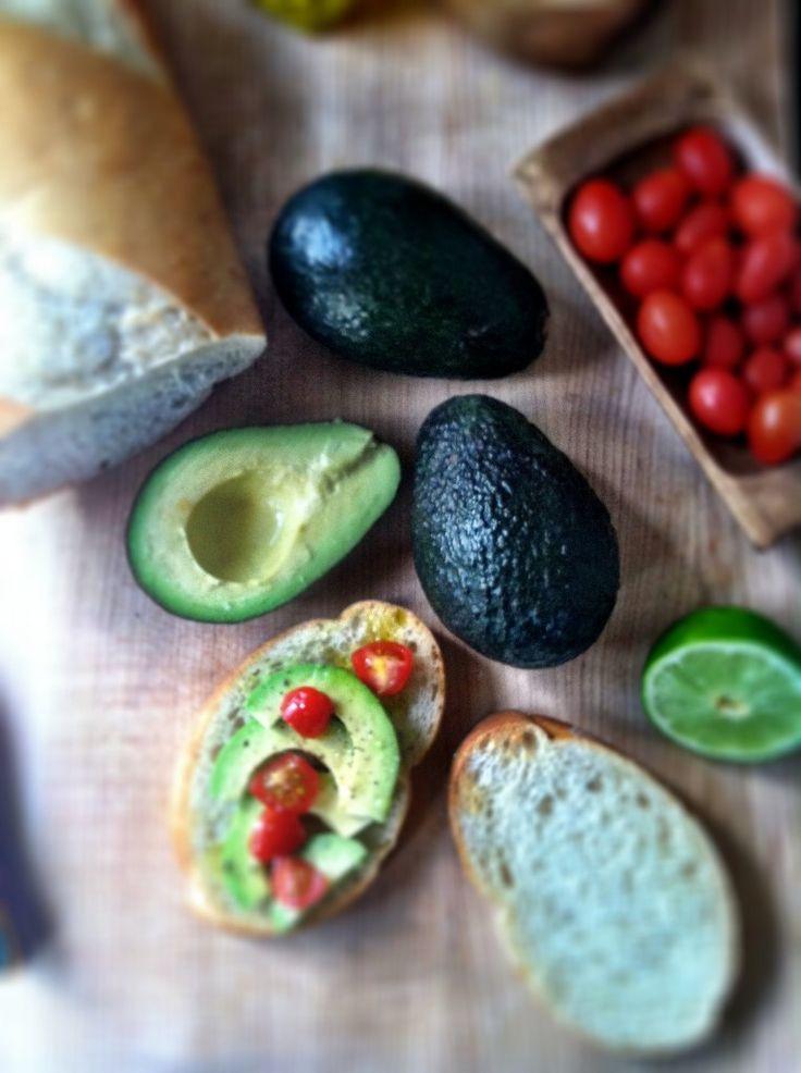 Avocado Breakfast Toast | Recipe