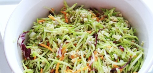 ramen noodle salad. easy and delicious. | Foodie | Pinterest