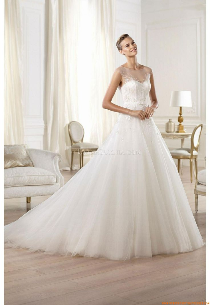 Robe de mariée Pronovias Ola 2014  Robe de mariée Pronovias ...