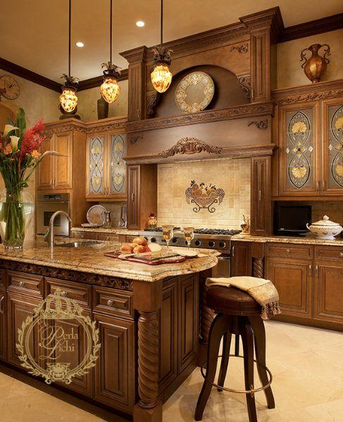 Old world kitchen kitchen designs and decor pinterest - Old world kitchen design ideas ...